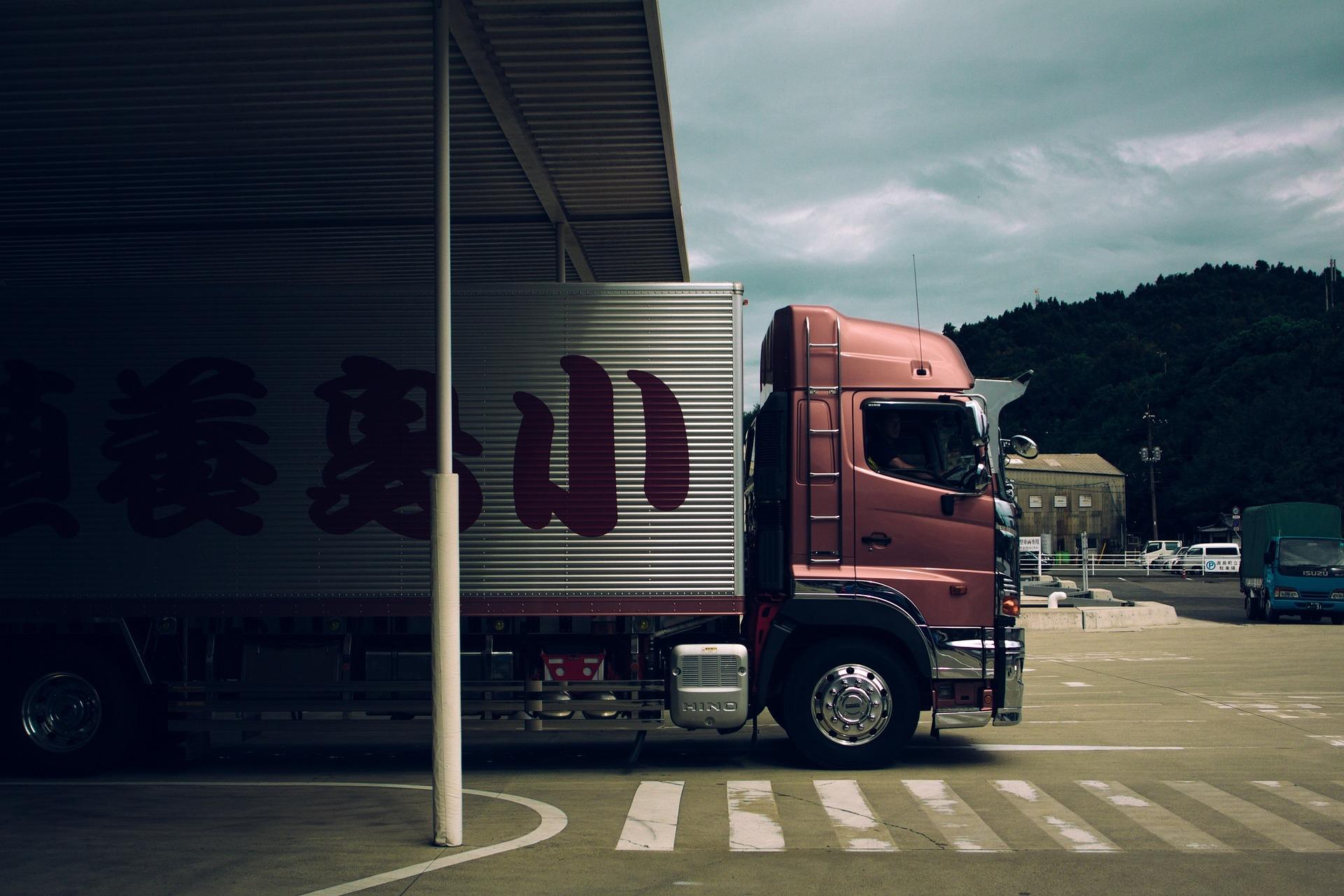Landverkehr - LKW