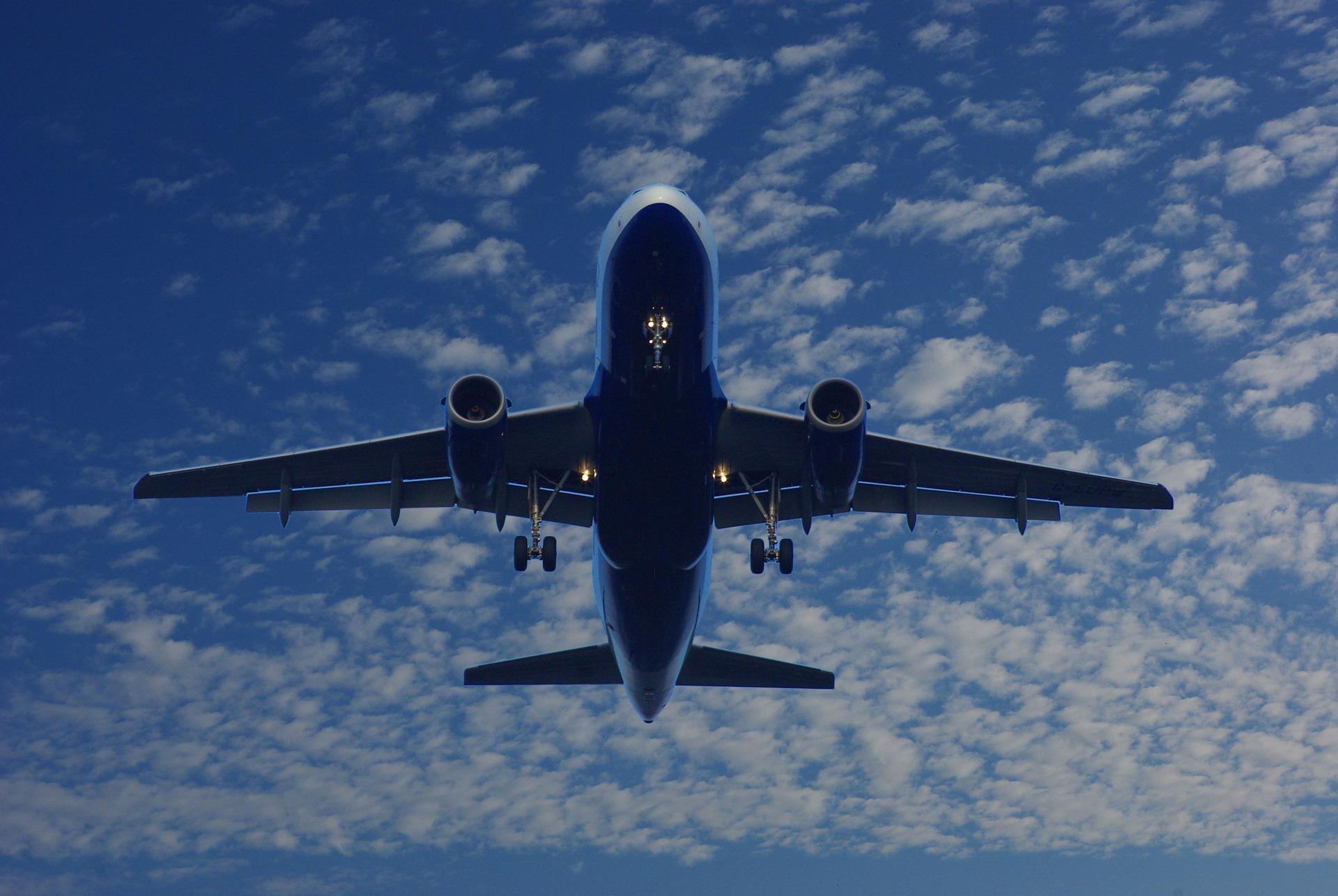 Luftfracht - Flugzeug