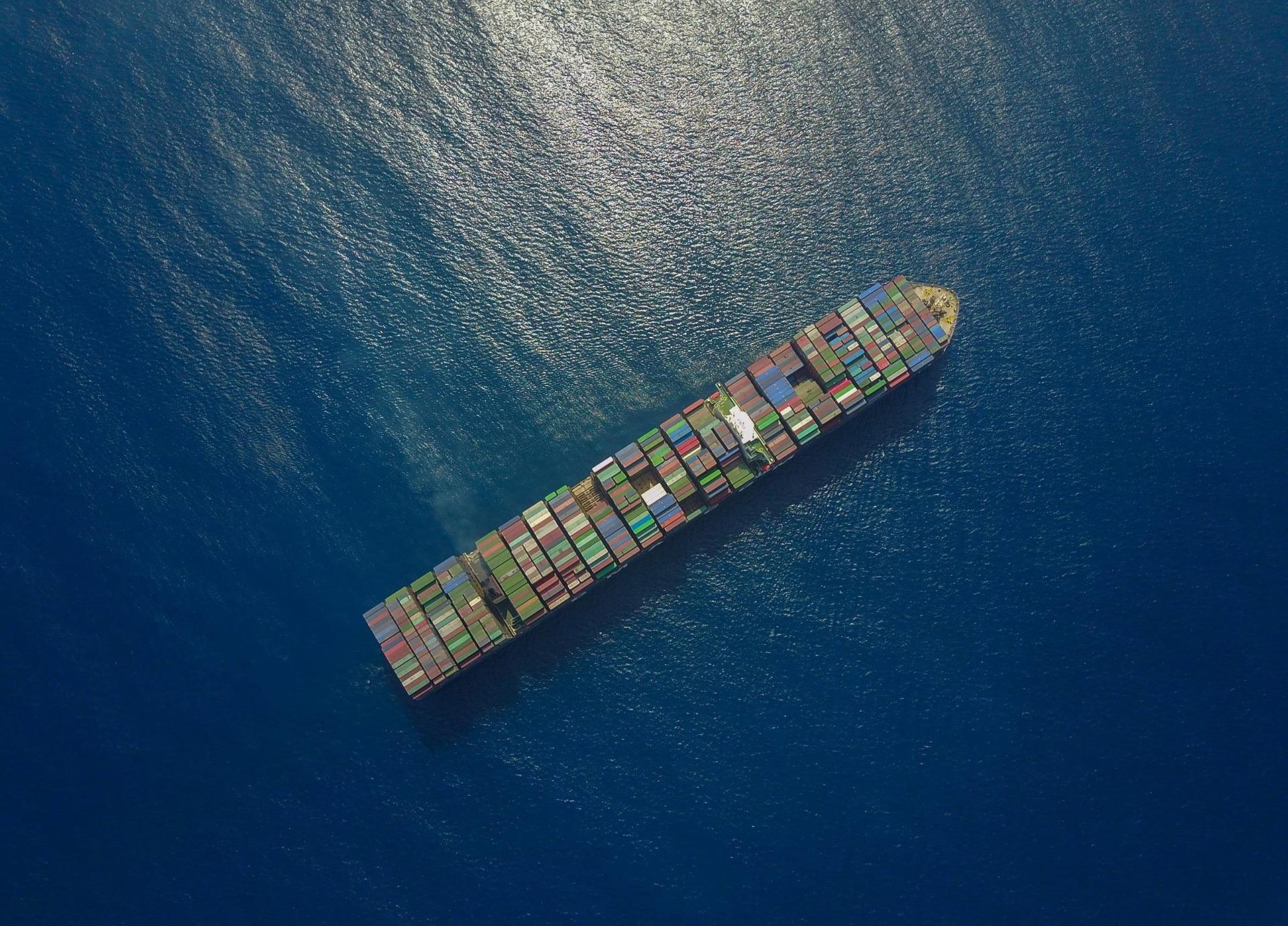 Seefracht - Containerschiff